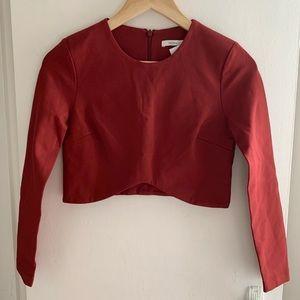Talula - Red Darling Top (NWT)